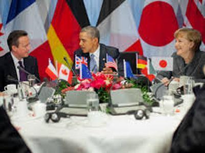 Ужин на саммите: санкции будут сохранены