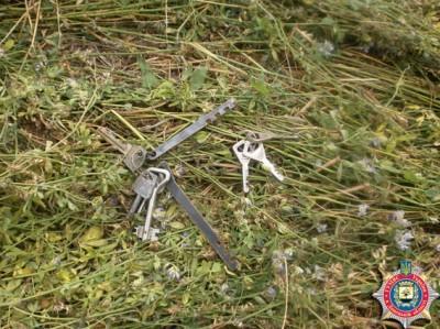 Под Мариуполем найдено тело  мужчины со следами сильных солнечных ожогов