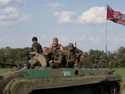 В Горловке боевики сформировали пять территориальных батальонов