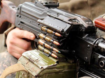 В зоне АТО ранены семь защитников Украины