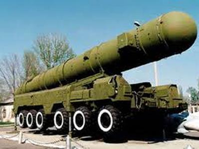 """Россия запустила ракету """"Тополь"""" на территорию Казахстана"""