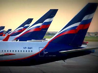 Санкции Украины разорят  российский аэрофлот