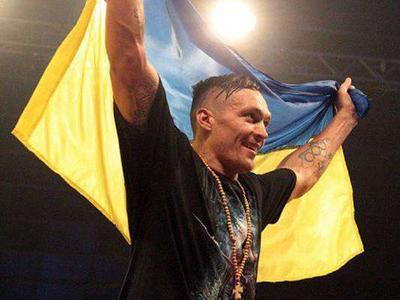 Украинец Усик возглавил обновленный рейтинг WBO