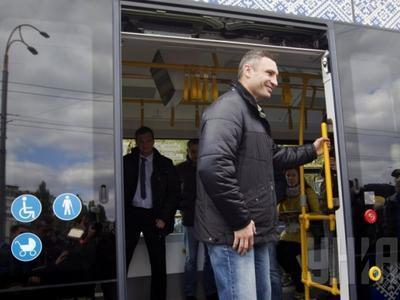 В Киеве презентовали трамвай с WiFi и зарядками для мобилок (ВИДЕО)