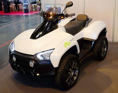 Acer занялась электромобилями