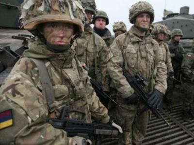 Кремль разбудил дракона - НАТО проводит серьезные  военные учения