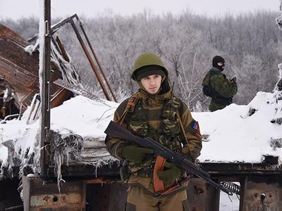 """Боевики укрепляют свою """"армию"""" и распространяют слухи о масштабном наступлении сил АТО в феврале"""