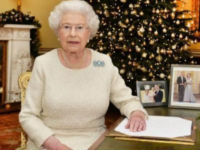 Королева Великобритании будет говорить о надежде в темные времена