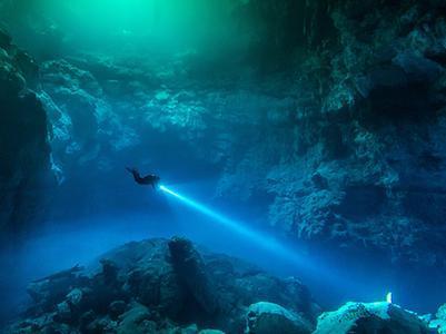 Под землей обнаружен гигантский океан, который в три раза больше всех океанов на Земле