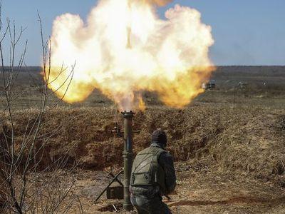 """Со стороны оккупантов Донбасса летят мины и """"фейки"""""""