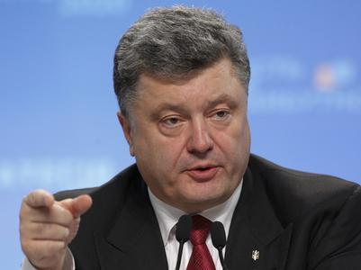 Порошенко: Во время выборов на Донбасс могут ввести полицию ОБСЕ