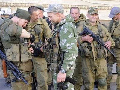 На оккупированном Донбассе пророссийские боевики воруют сами у себя