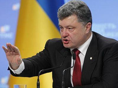 Порошенко не хочет отгораживаться от оккупированной части Донбасса
