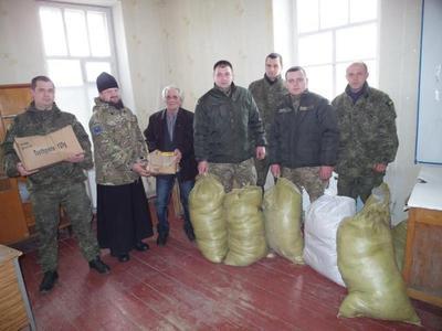 Запад - Востоку: жители Ровенщины прислали гуманитарную помощь в Луганскую область