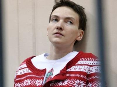 Надежда Савченко продолжает сухую голодовку и готовится выступить в суде 9 марта
