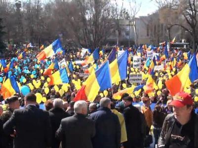 В Кишеневе  призывали отдать Украине Приднестровье в обмен на юг и север Бессарабии