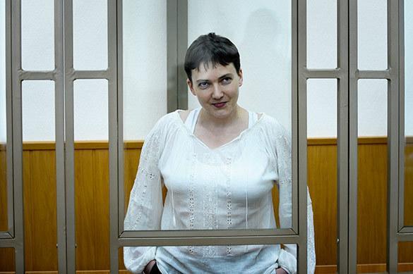 Адвокат рассказал о состоянии Савченко, объявившей сухую голодовку