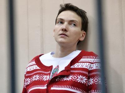 Адвокат рассказал о состоянии Савченко: ее кровь превратилась в смолу