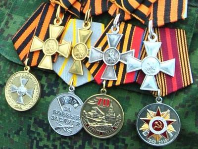 Брежнев-2:  Захарченко учредил новые «ордена и медали ДНР»