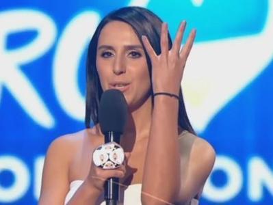 Песня Джамалы победила в экзит-поле Евровидения (ВИДЕО)