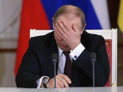 Два удара по Путину