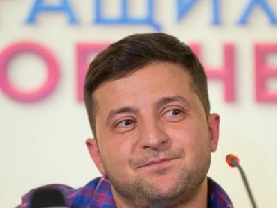 Российские спецслужбы проверяют  Владимира Зеленского по поводу финансирования АТО