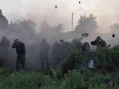 """Окупанти Донбасу обстрілами знов зупинили роботу залізничного перегону """"Нікітовка-Майорськ"""""""