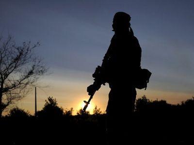 Боевики накрыли один из пунктов пропуска гранатометами