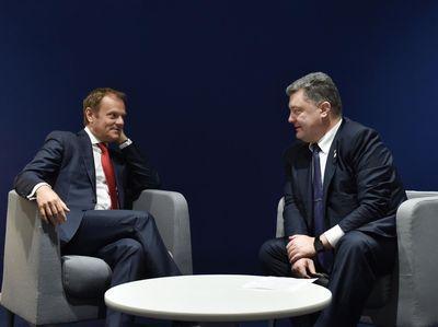 """Порошенко: """"После последних событий в Крыму не должно быть никаких иллюзий относительно намерений Российской Федерации"""""""