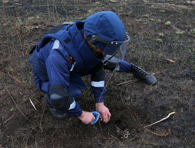 Вибухова небезпека: шо та де знешкодили на Донеччині