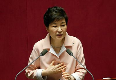 Президент Южной Кореи готова уйти в отставку