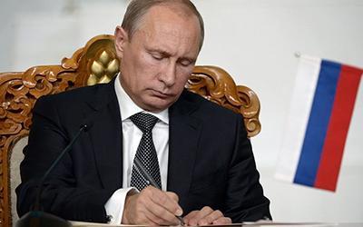 """Путин """"определился"""" насчет США и большой войны: подписан важнейший документ"""