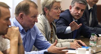 У Мінську домовились про встановлення тиші на Донбасі