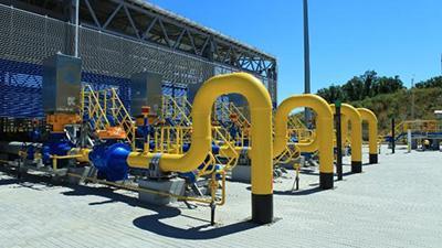 Россия пустила газ в Крым
