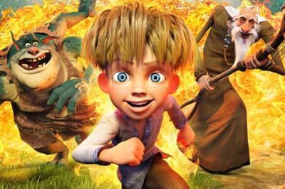 Первый украинский 3D-мультфильм вышел в международный прокат