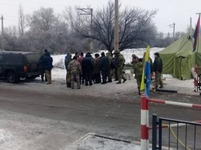 Посольство США выступило против блокады Донбасса