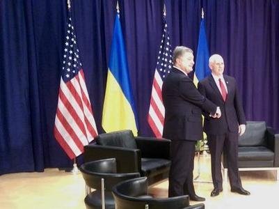 Украина стоит среди приоритетов новой администрации США - Порошенко