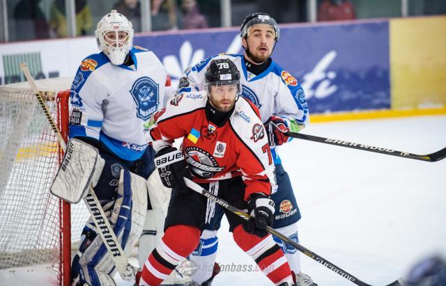Хоккейный клуб «Донбасс» выходит в финал плей-офф УХЛ