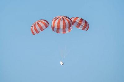 Корабль SpaceX доставил на Землю «посылки» из космоса