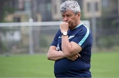 Луческу не может справиться с футболистами «Зенита»
