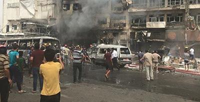 Кровавый теракт в Ираке: смертник подорвал 23 человека
