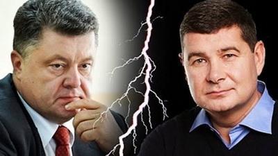 Ляшко получает зарплату у Порошенко 2-3 млн. долларов в месяц! — Онищенко. ВИДЕО