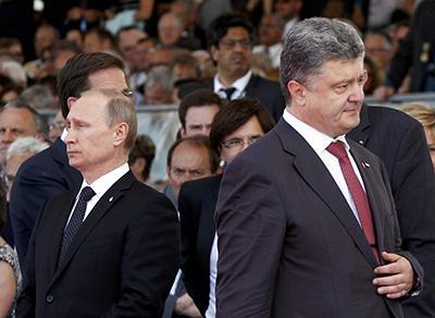 Лавров рассказал, о чем общаются Порошенко и Путин