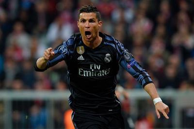 Роналду стал первым футболистом, забившим 100 голов в еврокубках