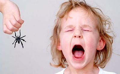 Чому у дітей виникають страхи?
