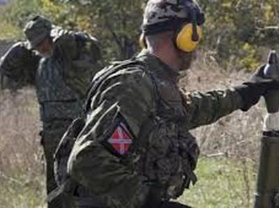 Боевики обстреливают свои позиции и обвиняют ВСУ