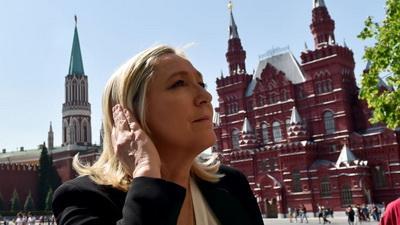 Ле Пен получила 9 млн евро кредита за поддержку политики Путина в Украине - СМИ