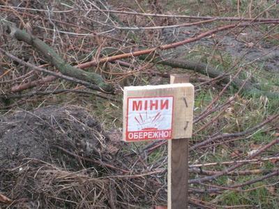 На Донбассе «земли войны» засеивать нельзя еще сотни лет