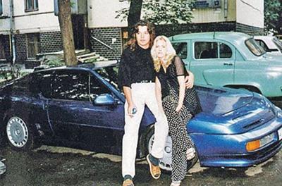 Синяя легенда из 90-х – найден автомобиль Жени Белоусова
