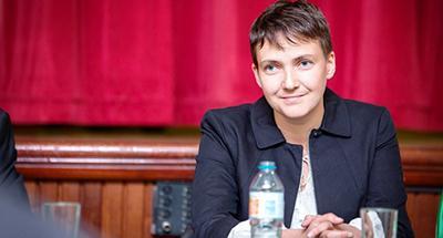 Савченко прокоментувала скасування її закону